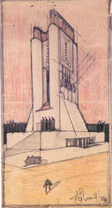 Study for a Monument,1914